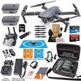 DJI Mavic Pro Drone Quadcopter Elite Combo con 3 baterías
