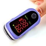 Fingerpulsoximeter LED Display