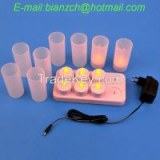 Rechargeable LED Candles Set of 12PCS