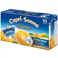CAPRI-SONNE Orange (Pack de 10) x 4