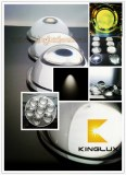Secondary optical glass lenses for led lights
