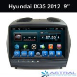 La fábrica central de navegación multimedia GPS Hyundai IX35 2012 Bluetooth GPS WIFI TV...