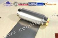 CDM Titanium Foil