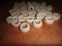 Ceramic ferrules for stud welding