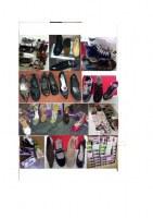 Liquidación de las existencias maciza de zapatos