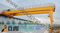 CH(W)B Series semi-gantry crane