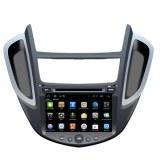 Fábrica de coches reproductor de Radio Navi Android Multimedia System Chevrolet Trax 2014