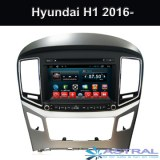 China de Hyundai H1 central Entretenimiento Dvd 2017 2016