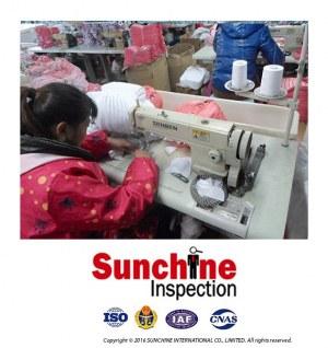 Auditoria de fábrica en China