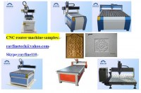 Publicidad máquina de enrutador CNC, peso ligero de la máquina CNC enrutador chino para...