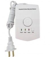 Wireless Carbon Monoxide Detector Gas Leak Analyzer Single gas Detection Alarm Monitor