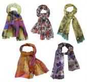 Luxury Silk Scarve