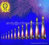 Cónicas Fountain juguete Fireworks 3 a 17 pulgadas para la boda Eventos Año Nuevo Navid...