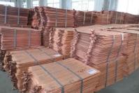 Cátodo de cobre puro 99.99% para la venta