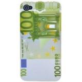 EURO Billet 100 motif Coque rigide pour iPhone 4 et 4S