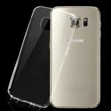 Coques transparentes en silicone pour Galaxy S6
