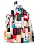 Maquillaje, lápiz labial, cosméticos, fragancia, materias primas cosméticas, crema antienvejecimi...