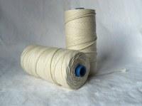 Tejiendo hilo 100% algodón