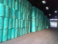 Cotton Fiber in bales