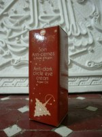 Crème à l'huile d'Argan Anti cerne