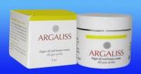 Crème hydratante à l'huile d'Argan