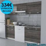 Meubles de cuisine 5 pcs LIVRAISON GRATUITE