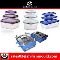 La alta calidad de inyección de plástico molde lonchera.