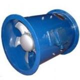 Ventilador de flujo axial CDZ Marine de bajo ruido