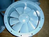 CZF Ventilador de ventilación del buque - ventilador de escape axial