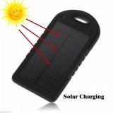 5000mAh resistente a la intemperie RoHS solar teléfono celular cargador Banco de energí...