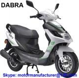 DABRA Scooter JNEN Motor Popular Design 2016 Model Gasoline Scooter 50CC CDI/EFI EEC/EPA