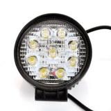 27W 9 LED Scheinwerfer Flutlicht Beleuchtung Arbeitlampe 10-30V