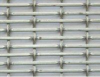 Stainless Steel Decorative Wire Mesh/Architectural Woven Mesh
