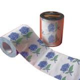 Personalidad creativa de papel higiénico