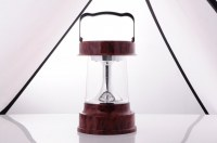 Chinese supplier supply LED Solar camping lantern with mobile phone charging function...