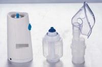 Dos en uno recargable para limpieza y ducha nasal nebulizador nebulización nasal