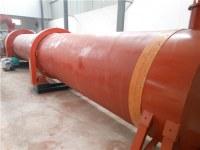 High capacity pellet drying equipment