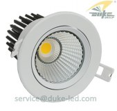 Adjustable COB LED Down Lights, with CREE LED Chip