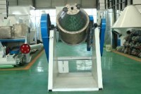 GH 50/100kg Animal Feed Additive Drum Mixer