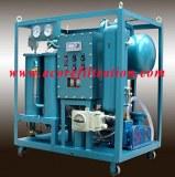DVTP High Vacuum Transformer Oil Filtration System