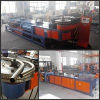 Zhangjiagang Telhoo Máquina de alta precisión 3D Full automático de tubería de acero má...