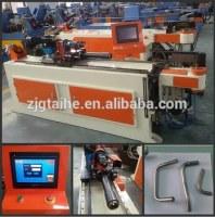 DW168NC abajo precio fábrica mandril tubería máquina de doblado de tubos