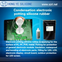 HY-9305 Silicone Rubber for Electrical Potting