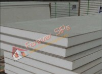 Sandwhich panel for floor