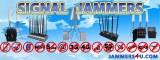 Bloqueador de señal 3G 4G GPS RC WIFI Drone UAVs RF inalámbrico RCIED Bomb