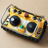 F24-60 Dual Joystick Radio Remote Controls for Cranes