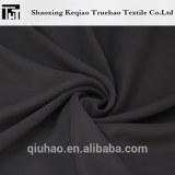 Polyester Black Nida Fabric