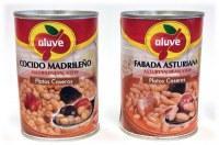 Gastronomia tradicional Española, platos precocidos listos para comer