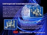 Sujetadores - Forjado y estampado en frío de metales industriales