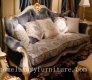 Sofás de lujo FF-101 del estilo de la antigüedad de los muebles del hogar clásico del...